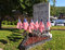 Stock Image : All Wars Memorial Shamokin Coal Township PA