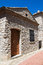 Stock Image : Alleyway. Guardia Perticara. Basilicata. Italy.