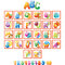 Stock Image : Alphabet for kids with pictures
