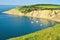 Stock Image : Alum Bay, Isle of White