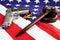 Stock Image : American Gun Laws