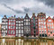 Stock Image : Amsterdam canal