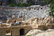 Stock Image : Ancient amphitheater