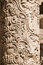 Stock Image : Ancient Carving Column