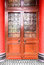 Stock Image : Ancient door Chinese style
