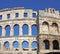Stock Image : Roman amphitheater