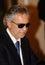 Stock Image : Andrea Bocelli