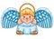 Stock Image : Angel
