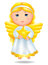 Stock Image : Angel with star