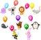 Stock Image : Animals alphabet