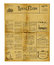Stock Image : Antique newspaper template