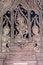 Stock Image : Apsara Buddhist Mural