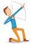 Stock Image : Archery