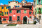 Stock Image : The architecture of the old Venice