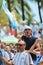 Stock Image : Argentina soccer fans