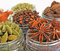 Stock Image : Array of spices
