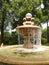 Stock Image : Artificial fountain