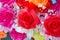 Stock Image : Artificial rose flowers bouquet