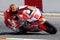 Stock Image : Aspar Team, Moto2 Montmelo