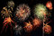 Stock Image : Assorted fireworks