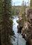 Stock Image : Athabasca Falls, Jasper, Alberta, Canada