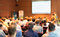Stock Image : Audience at the conference hall.