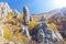 Stock Image : Autumn mountain