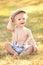 Stock Image : Baby, Daling