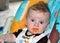 Stock Image : Baby Slob