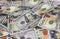 Stock Image : Background dollars