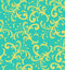 Stock Image : Background of  Floral Spiky Swirls