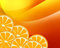 Stock Image : Background - Orange