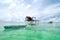 Stock Image : Bajau fisherman's village