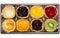 Stock Image : Bakery mix fruit