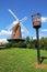 Brick windmill, Nottingham.