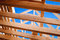 Stock Image :  Bakstenen die in openlucht leggen