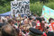 Stock Image : Balcombe Fracking Protests