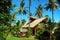 Stock Image : Bali style resort