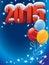 Stock Image :  Ballons 2015