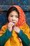 Stock Image : Balti people