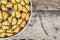 Stock Image :  Banaan met kleverige rijst