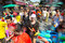 Stock Image : BANGKOK - 2012 APRIL 13: Songkran Festival