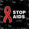 Banner WORLD AIDS DAY