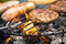 Stock Image : Barbecue Food