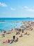 Stock Image : Barcelona beach
