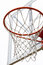 Stock Image : Basketball hoop