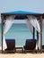Stock Image : Beach Beds