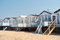 Stock Image : Beach huts