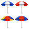 Stock Image : Beach umbrella