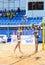 Stock Image : Beach VolleyBall